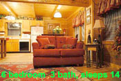 Pigeon Forge Log Cabin Rentals - Southern Comfort