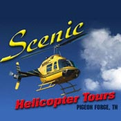 Pigeon Forge Attractions Scenic Helicopter Tours
