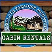Pigeon Forge Cabin Rental Absolute Paradise Mountain Cabin Rentals
