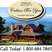 Cabins for You Overnight Cabin Rentals