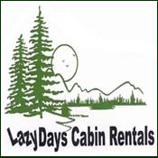 Pigeon Forge Cabin Rental Lazy Days Cabin Rentals