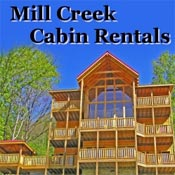 Pigeon Forge Cabin Rental Mill Creek Cabin Rentals