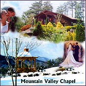 Mountain Valley Wedding Chapel